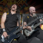 Benante Lost All Hope Of Anthrax Grammy