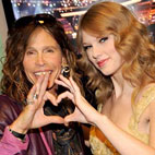 Steven Tyler Wants To Write A Song With Taylor Swift