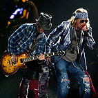 New Guns N' Roses Album Nearly Complete