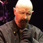 Pain Forces Rob Halford to Use Wheelchair