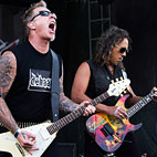 Metallica Charges Through 'Kill 'Em All' in a Surprise Orion Fest Performance