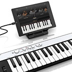 iRig Keys From IK Multimedia Becomes the First Lightning-Compatible Music Keyboard