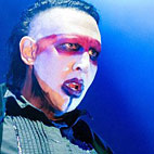Marilyn Manson to Play Peter Pan's Shadow