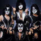 KISS Leading Fan Vote for Rock Hall