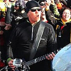 Metallica Set World Record By Performing on Seven Continents Within a Year