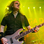 Megadeth's Ellefson: 'God Knows a Lot About Money, Sex and Metal, He Created Them for Us'