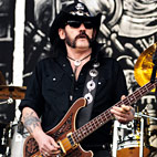 Motorhead's Lemmy Still Unable to Perform, Band Cancels Rescheduled Tour