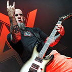 New Anthrax Coming Around Late Spring, Scott Ian Confirms