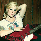 Brody Dalle Premieres New Single 'Meet the Foetus / Oh the Joy'