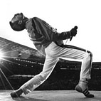 Freddie Mercury Biopic Loses Director