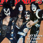 KISS Feud Lands Band Their First Rolling Stone Cover