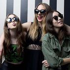 Haim: 'Don't Call Us a Girlband'