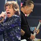 Mick Jagger Predicts Metallica Are 'Going to Be Great' at Glastonbury