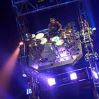 Motley Crue Drum Set Up Banned in Some Venues Because of Safety Risk