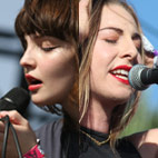 Haim and Chvrches Tease Possible Future Collaboration