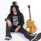 Slash Possibly Starring 'Breaking Bad' Sequel, Refuses to Comment