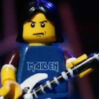 This Iron Maiden Going Lego Video Is as Awesome as It Sounds