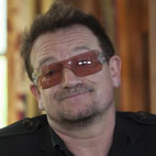 Bono Responds to Sharon Osbourne's Twitter Rant: 'What a Shocker'
