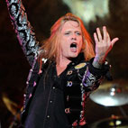 Sebastian Bach on Gene Simmons' 'Rock Is Dead' Claim: 'I Get Enough Rock in My Life'