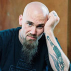 Nick Oliveri Talks Working With Dave Grohl and Corey Taylor