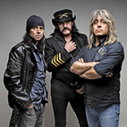 Motorhead Working on New Album, Post Studio Updates