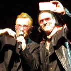 Bono Impersonator Performs With U2 on Latest Tour Stop