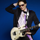 Steve Vai Names His Favorite New Guitarist: 'He's Italian, Has an Elegant Touch, and Stunning Intonation'