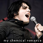 My Chemical Romance Bottled At Reading