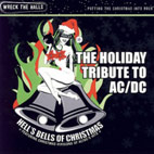 AC/DC, Green Day, And Metallica Christmas Tunes Rock The Halls
