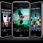 Hollywood Undead Release iPhone Application