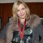 Courtney Love Honoured At Irish University