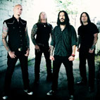 Machine Head Guitarist Walks Off Stage After Getting Hit By Flying Shoe