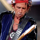 Keith Richard's Fingers Remember Riffs