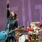 Foo Fighters To Play Rock The Vote