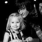 Suicide Silence To Play Special Show To Raise Funds For Mitch Lucker's Daughter