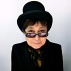 Yoko Ono Launches Bizarre Fashion Line