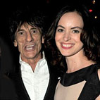 Rolling Stones' Ron Wood Reportedly Secretly Married