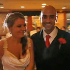 American Couple Uses 'Raining Blood' As Their Wedding Intro Song