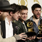 Mumford And Sons: 'Elton John Told Us Not To Get Our Cocks Out'