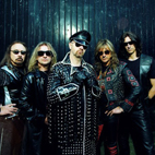 Judas Priest Busy Recording New Album