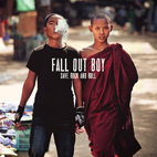 Fall Out Boy Unveil 'Save Rock And Roll' Album Artwork Featuring A 'Punk And Monk'