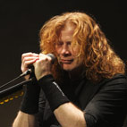 Dave Mustaine Set to Perform With the San Diego Symphony Orchestra