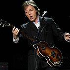 Paul McCartney Premiered Set of Beatles' Rarities in Brazil
