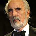 Christopher Lee Explains Second Metal Album
