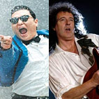 Psy to Collaborate With Queen's Brian May?