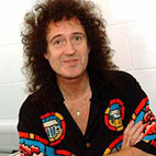 Brian May: 'I Was Nervous About Meeting Psy'