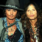 Steven Tyler on Working With Johnny Depp: 'It's F--kin' Kinky'
