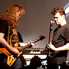 Mustaine and Newsted to Play Metallica's 'Metal Militia' Live