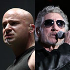 David Draiman to Roger Waters: 'Hate Disguised as Art Doesn't Work'