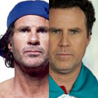 Will Ferrell and Chad Smith Set for a 'Drum Vs. Cowbell Showdown'